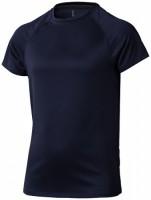 39012495f Dziecięcy T-shirt Niagara z krótkim rękawem z tkaniny Cool Fit odprowadzającej wilgoć 152 Kids