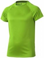 39012681f Dziecięcy T-shirt Niagara z krótkim rękawem z tkaniny Cool Fit odprowadzającej wilgoć 104 Kids