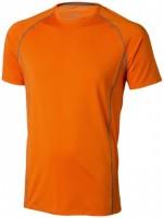 39013332f Męski T-shirt Kingston z krótkim rękawem z tkaniny Cool Fit odprowadzającej wilgoć M Male