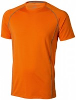 39013336f Męski T-shirt Kingston z krótkim rękawem z tkaniny Cool Fit odprowadzającej wilgoć XXXL Male