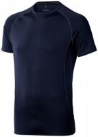 39013491f Męski T-shirt Kingston z krótkim rękawem z tkaniny Cool Fit odprowadzającej wilgoć S Male