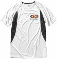 39015013f Męski T-shirt Quebec z krótkim rękawem z tkaniny Cool Fit odprowadzającej wilgoć L Male