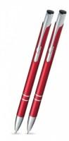 CS OD Z5 2el Zestaw COSMO Slim ołówek i długopis w etui z ekoskóry