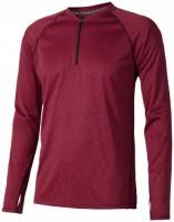 39023270f Męski T-shirt Quadra z długim rękawem z tkaniny Cool Fit odprowadzającej wilgoć XS Male