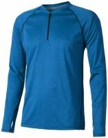 39023530f Męski T-shirt Quadra z długim rękawem z tkaniny Cool Fit odprowadzającej wilgoć XS Male