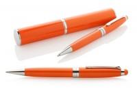 AP741756c długopis metalowy w tubie