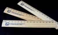AP808514c linijka drewniana 16cm