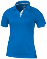 39085444f Damskie polo Kiso z krótkim rękawem z tkaniny Cool Fit odprowadzającej wilgoć XL Female