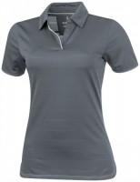 39087924f Damskie polo Prescott z krótkim rękawem z tkaniny Cool Fit odprowadzającej wilgoć XL Female