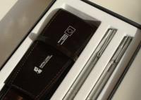 C PD Z2 2el Zestaw Cosmo pióro i długopis w etui z ekoskóry