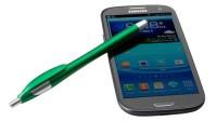 AP741133c Plastikowy długopis Touch Pen