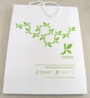 TPex 30x10x40 Torba papierowa ekskluzywna z syntetycznym sznurkiem 30x10x40cm