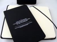 1800r-03 Notatnik z kolorową gumką