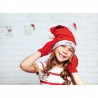 1015x-05 Świąteczna czapka