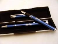 C PD Z7 2el Zestaw Cosmo pióro i długopis w obrotowym etui