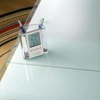 2893i-22 Pojemnik na biurko zegarem i z kalendarzem