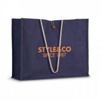 3063i-21 Jutowa torba na zakupy
