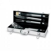 3476i-14 Aluminiowa walizka do barbecue