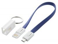 AP781082c brelok z kablem micro USB