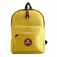 2364k-08 Plecak z zewnętrzną kieszenią