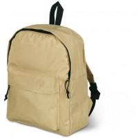2364k-13 Plecak z zewnętrzną kieszenią