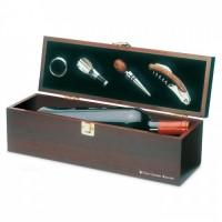 2690k-40 Drewniane pudełko na wino