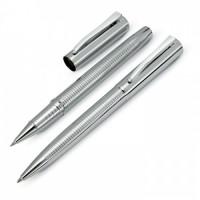 6615k-17 Metalowy długopis i cienkopis
