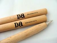 6725k-40 Drewniany długopis