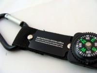 6789k-03 Brelok z kompasem
