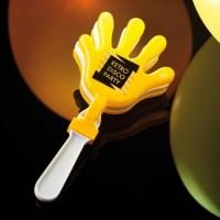 6813k-08 Kołatka w kształcie dłoni