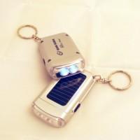 7014k-16 Breloczek do kluczy z latarką solar