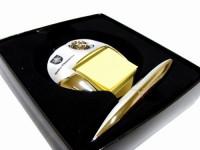 8447k-17 Luksusowy zestaw biurkowy