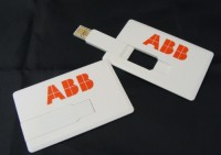 1059m-06 Creditcard. USB flash 4GB