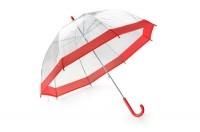 37037a Parasol transparentny
