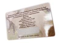 karta-zdrapka Karta ZDRAPKA z personalizacją