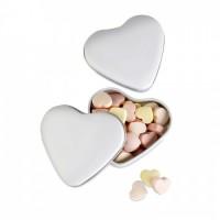 7234m-06 Cukierki w pudełku z serca
