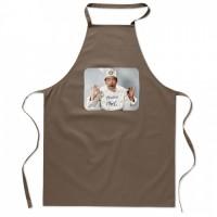 7251m-67 Bawełniany fartuch kuchenny