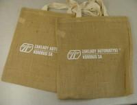 7264m-13 Jutowa torba na zakupy