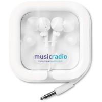 7267m-06 Słuchawki z silikonem