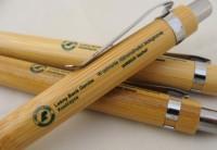 7318m-40 Bambusowy długopis