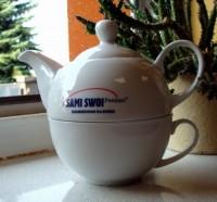 7343m-06 Zestaw do herbaty z dzbankiem