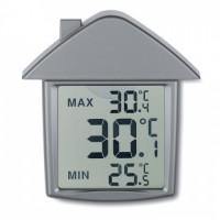 7456m-16 Termometr z przyssawką, dom