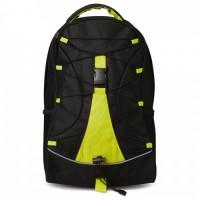 7558m-48 Czarny plecak