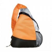 7644m-10 Kolorowy, trójkątny plecak
