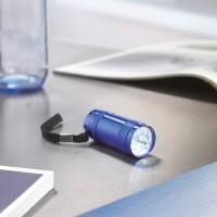 7680m-04 Aluminiowa mini latarka 6 LED