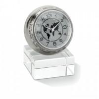 8102m-17 Analogowy zegar biurkowy