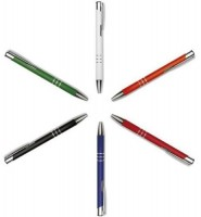 8151m-03 Długopis i ołówek w etui