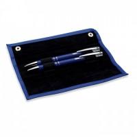 8151m-04 Zestaw długopis i ołówek w etui