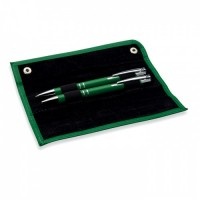 8151m-09 Długopis i ołówek w etui