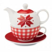 8420m-99 Dzbanek do herbaty z nordyckim
